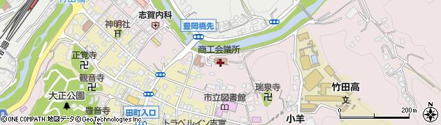大分県竹田市竹田1920周辺の地図
