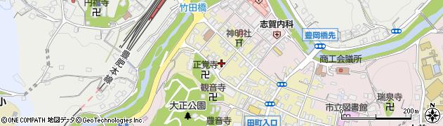大分県竹田市竹田町1797周辺の地図