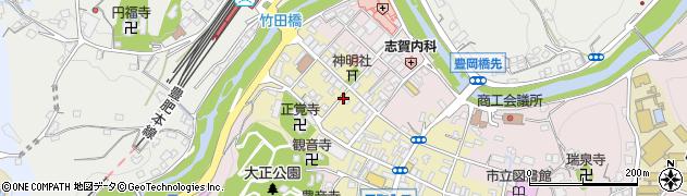 大分県竹田市竹田町586周辺の地図