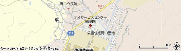 大分県佐伯市鶴望5156周辺の地図