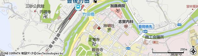 大分県竹田市竹田町576周辺の地図