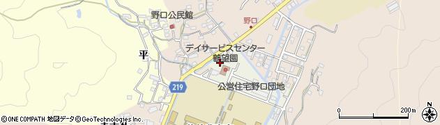大分県佐伯市鶴望5183周辺の地図