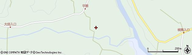 大分県竹田市市用475周辺の地図