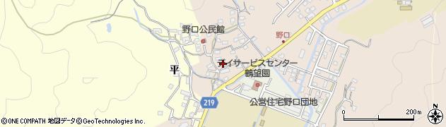 大分県佐伯市鶴望3186周辺の地図