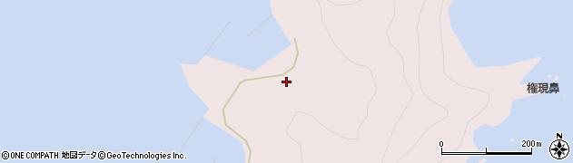 大分県佐伯市鶴見大字大島393周辺の地図