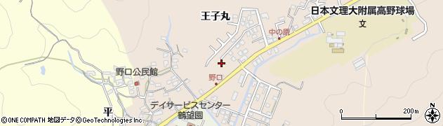大分県佐伯市鶴望3463周辺の地図