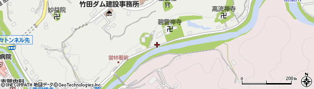 大分県竹田市会々2032周辺の地図