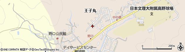 大分県佐伯市鶴望3511周辺の地図