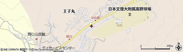 大分県佐伯市鶴望3491周辺の地図
