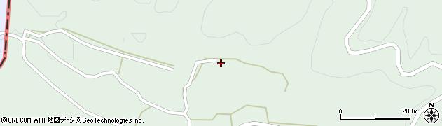 大分県竹田市小塚2349周辺の地図