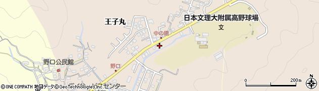 大分県佐伯市鶴望3493周辺の地図