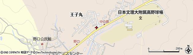 大分県佐伯市鶴望4385周辺の地図