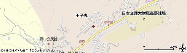大分県佐伯市鶴望3469周辺の地図