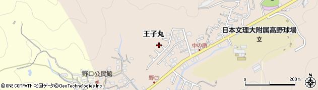 大分県佐伯市鶴望3400周辺の地図