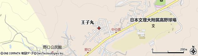 大分県佐伯市鶴望3478周辺の地図