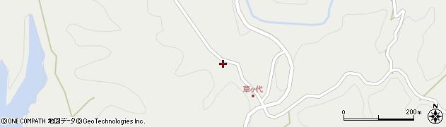 大分県竹田市志土知1959周辺の地図