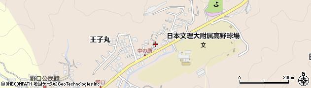 大分県佐伯市鶴望3507周辺の地図