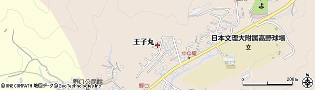 大分県佐伯市鶴望3390周辺の地図