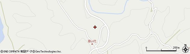 大分県竹田市志土知1548周辺の地図