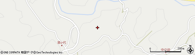 大分県竹田市志土知1498周辺の地図