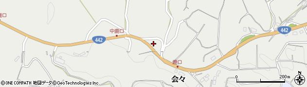 大分県竹田市会々4688周辺の地図