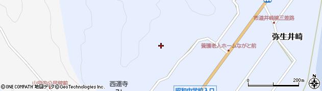 大分県佐伯市弥生大字井崎2429周辺の地図