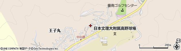 大分県佐伯市鶴望3515-3周辺の地図