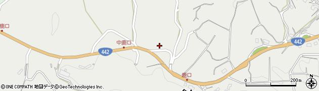 大分県竹田市会々4691周辺の地図