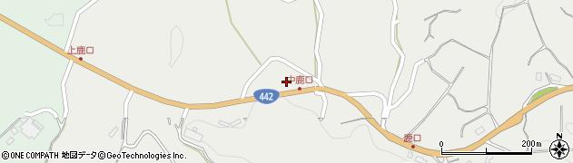大分県竹田市会々4761周辺の地図