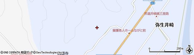 大分県佐伯市弥生大字井崎2337周辺の地図
