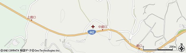 大分県竹田市会々5213周辺の地図