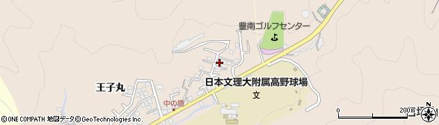 大分県佐伯市鶴望3572周辺の地図