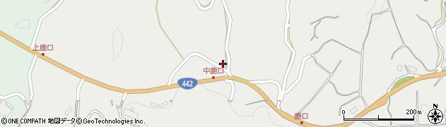大分県竹田市会々4759周辺の地図