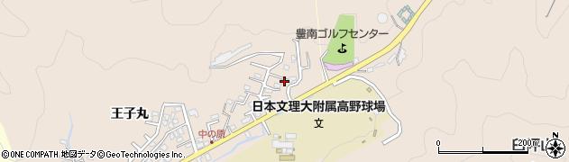 大分県佐伯市鶴望3571周辺の地図