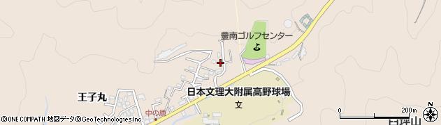 大分県佐伯市鶴望3519周辺の地図