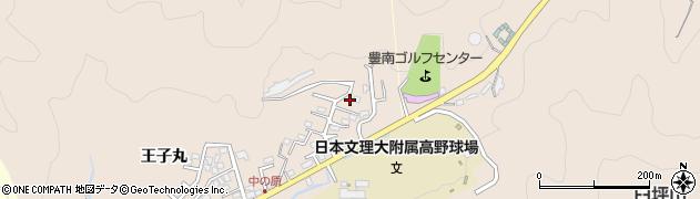 大分県佐伯市鶴望3518周辺の地図