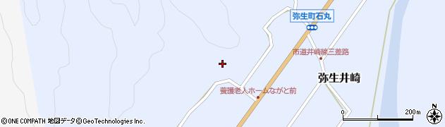 大分県佐伯市弥生大字井崎2295周辺の地図
