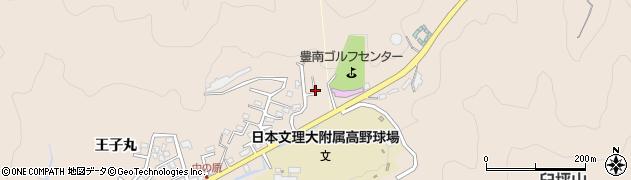 大分県佐伯市鶴望3543周辺の地図