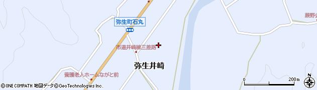 大分県佐伯市弥生大字井崎1051周辺の地図