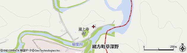大分県竹田市挟田177周辺の地図