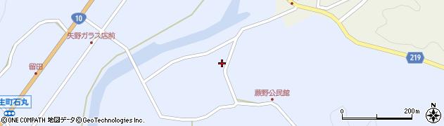 大分県佐伯市弥生大字井崎280周辺の地図