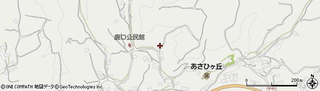 大分県竹田市会々3893周辺の地図