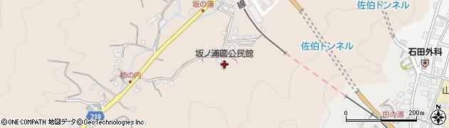 大分県佐伯市鶴望4451周辺の地図