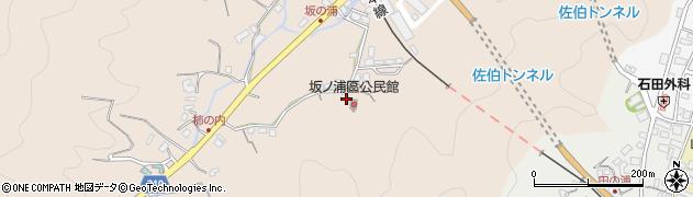 大分県佐伯市鶴望4448周辺の地図