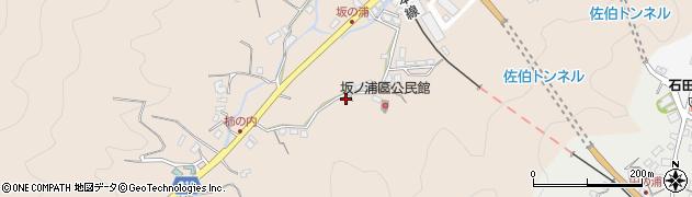 大分県佐伯市鶴望4444周辺の地図