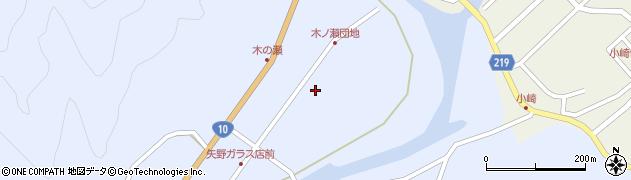 大分県佐伯市弥生大字井崎1554周辺の地図