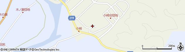 大分県佐伯市弥生大字大坂本354周辺の地図