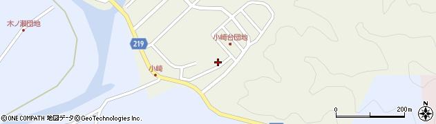大分県佐伯市弥生大字大坂本260周辺の地図