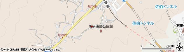 大分県佐伯市鶴望4491周辺の地図