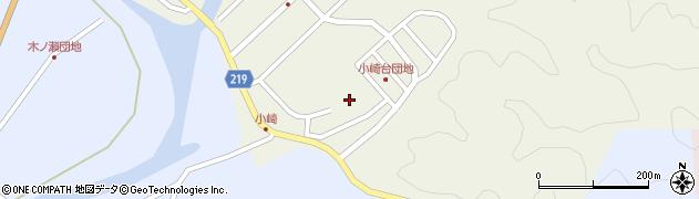 大分県佐伯市弥生大字大坂本294周辺の地図